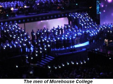 Blog 25 - The men of Morehouse College
