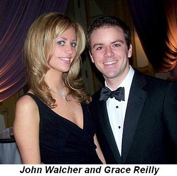Blog 4 - Fab auctioneer John Walcher and friend