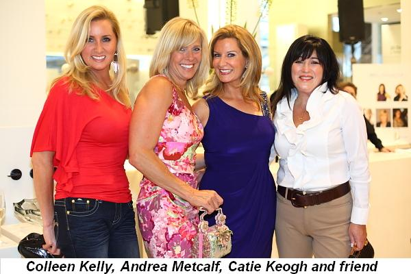Blog 3 - Colleen Kelly, Andrea Metcalf, Catie Keogh and friend