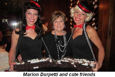 Blog 4 - Marion Durpetti and cute friends