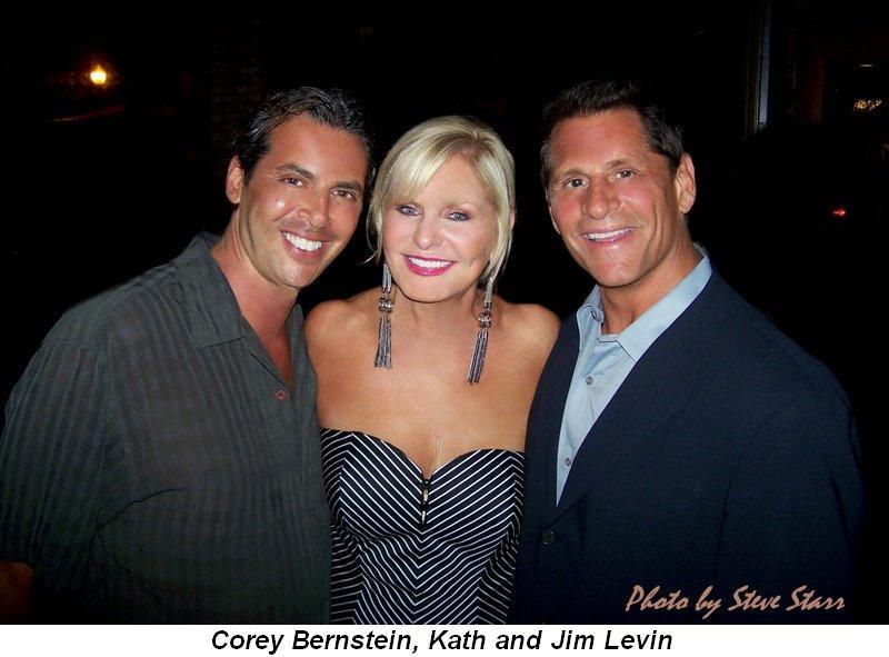 Blog 3 - Corey Bernstein, Kath and Jim Levin