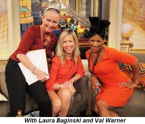 Blog 1 With Laura Baginski And Val Warner