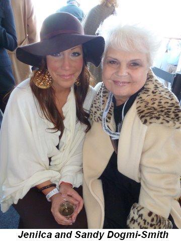 Blog 11 - Jenilca and Sandy Dogmi-Smith