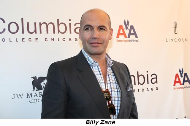 Blog 2 - Billy Zane