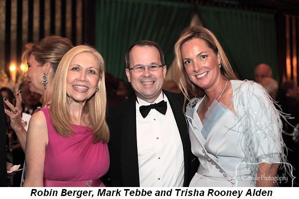 Blog 10 - Robin Berger, Trisha Rooney Alden and friend