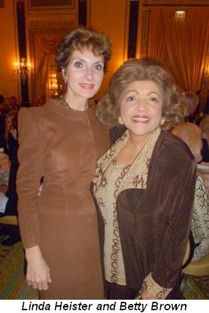 Blog 5 - Linda Heister and Betty Brown