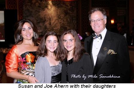 Blog 11 - Susan and Joe Ahern with family