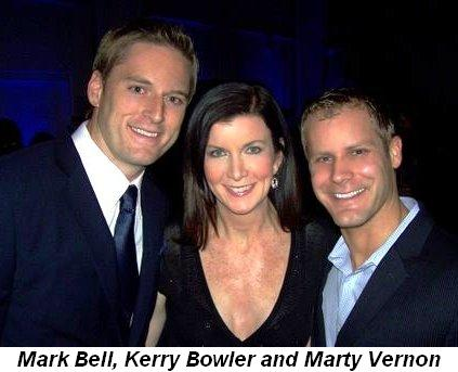 Blog 5 - Mark Bell, Kerry Bowler and Marty Vernon
