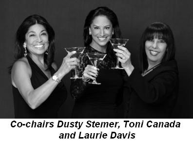 Blog 2 - Co-chairs Dusty Stemer, Toni Canada and Laurie Davis