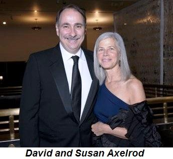 David and Susan Axelrod