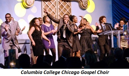 Blog 4 - Columbia College Chicago Gospel Choir