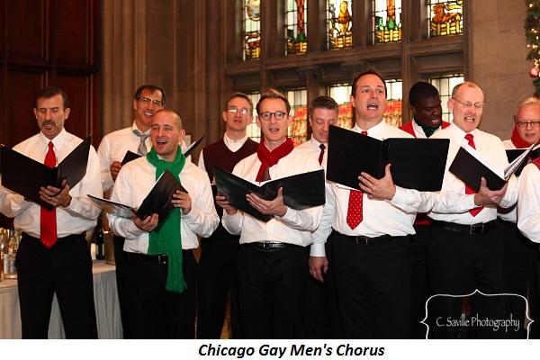 Blog 3 - Chicago Gay Men's Chorus