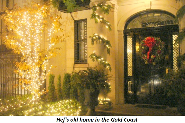 Blog 6 - Hef's old home in the Gold Coast