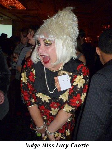 Blog 5 - Judge Miss Lucy Foozie