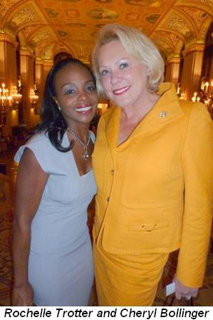 Blog 7 - Rochelle Trotter and Cheryl Bollinger