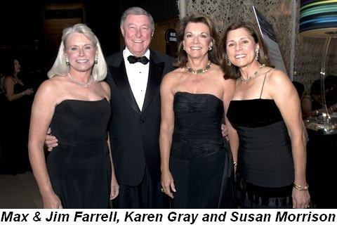 Blog 2 - Max and Jim Farrell, Karen Gray and Susan Morrison