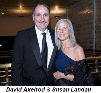 Blog 7 - David Axelrod and Susan Landau
