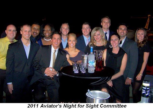 Blog 1 - 2011 Aviators Night for Sight Committee