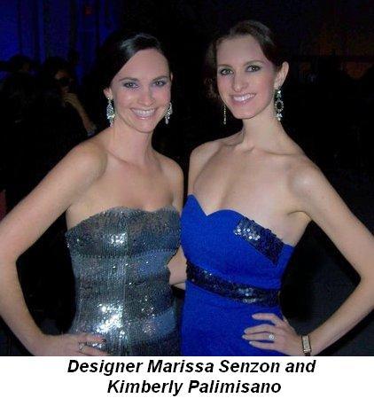 Blog 4 - Designer Marissa Senzon and Kimberly Palmisano