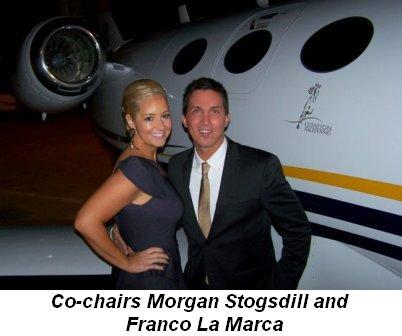 Blog 6 - Co-chairs Morgan Stogsdill and Franco La Marca