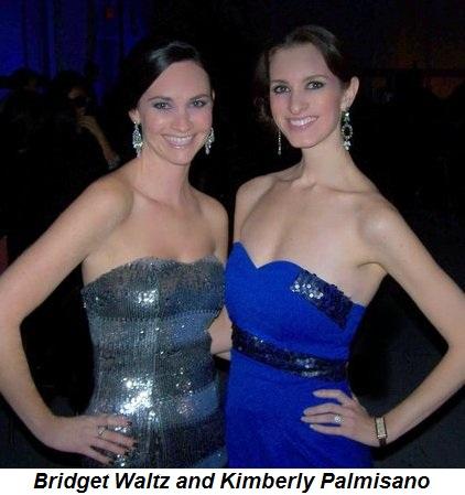 Bridget Waltz and Kimberly Palmisano