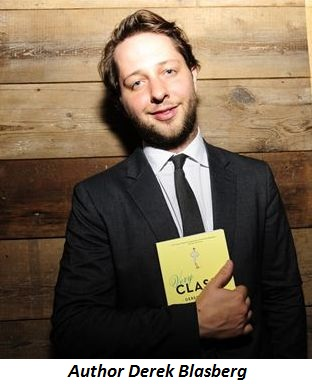 Blog 1 - Author Derek Blasberg