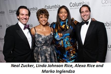Blog 3 - Neal Zucker, Linda Johnson Rice, Alexa Rice and Marko Iglendza