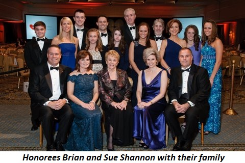 Blog 2 - Honorees Brian and Sue Shannon Family