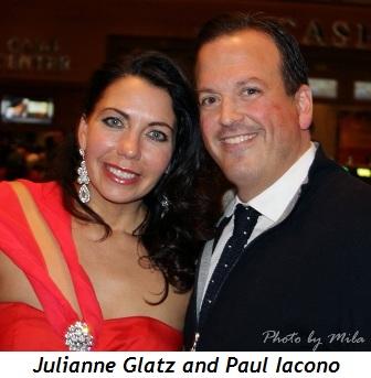 Blog 9 - Julianne Glatz and Paul Iacono