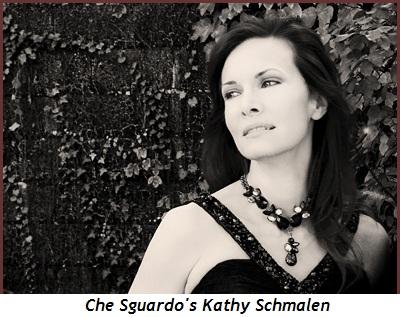 Blog 7 - Che Sguardo's Kathy Schmalen