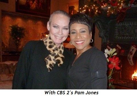 With CBS 2's Pam Jones