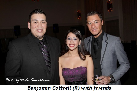 Blog 3 - Benjamin Cottrell (R) with NAME