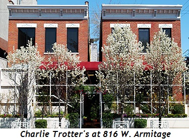 Chef Charlie Trotter's 816 W. Armitage