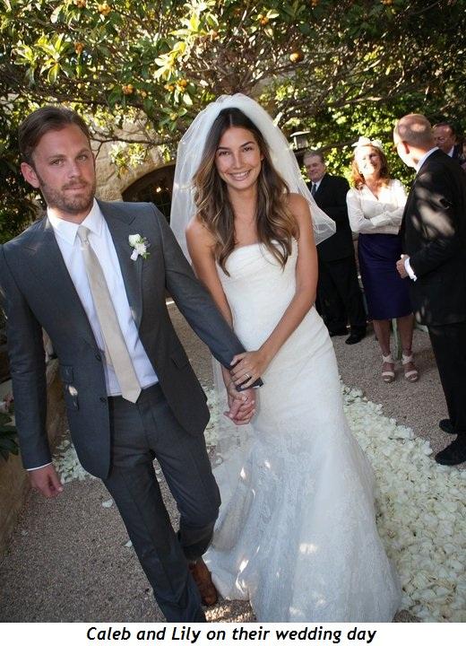 Blog 4 - Caleb and Lily's wedding