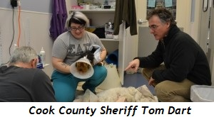 Blog 3 - Cook County Sheriff Tom Dart