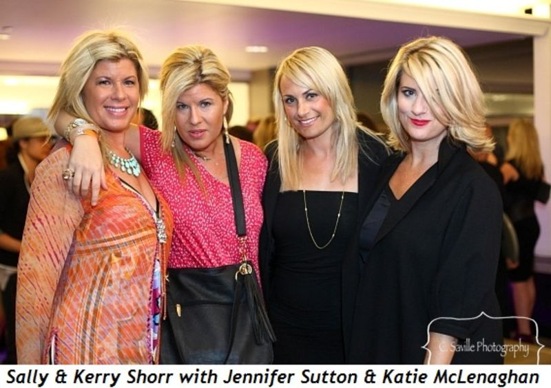 Blog 7 - Sally and Kerry Shorr, Jennifer Sutton and Katie McLenaghan