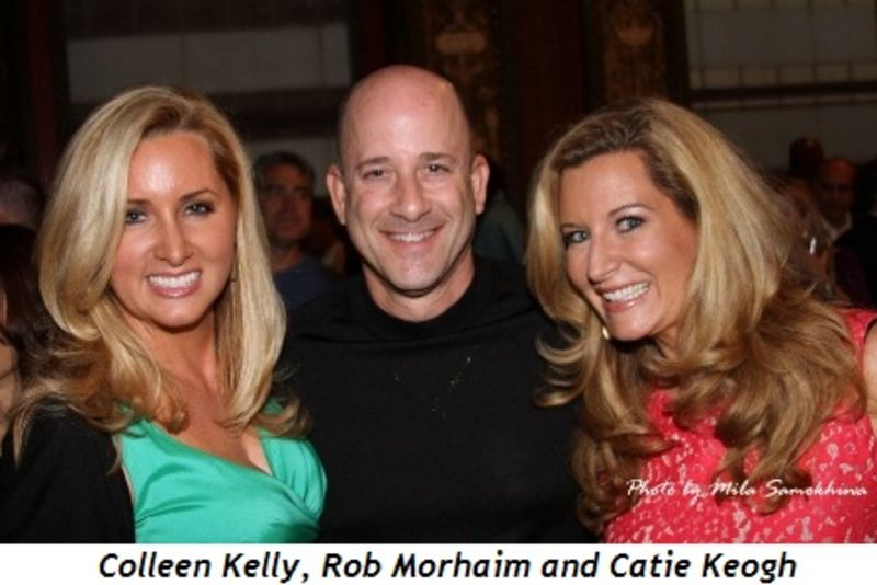 Blog 8 - Colleen Kelly, Rob Morhaim and Catie Keogh
