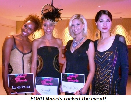 Blog 7 - FORD Models rocked the event!