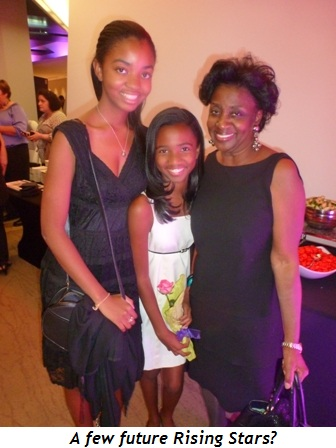 Blog 9 - A few future Rising Stars