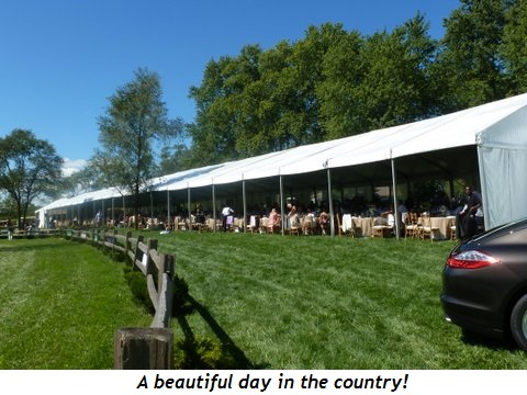 Blog 4 - A beautiful day in the country