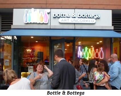 Blog 1 - Bottle & Bottega