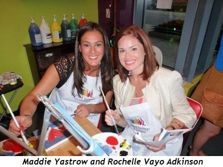 Blog 3 - Maddie Yastrow and Rochelle Vayo Adkinson