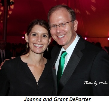 Blog 2 - Joanna and Grant DePorter