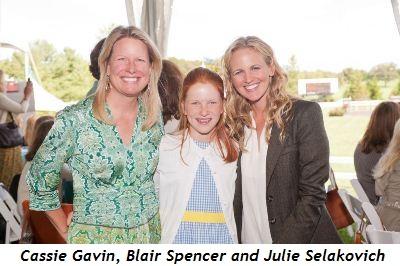 Blog 6 - Cassie Gavin, Blair Spencer and Julie Selakovich