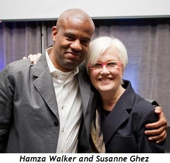 Blog 10 - Hamza Walker, Susanne Ghez