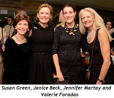 6 - Susan Green, Janice Beck, Jennifer Martay, Valerie Foradas