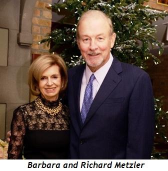 8 - Barbara and Richard Metzler