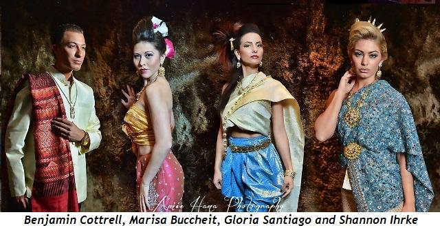 2 - Benjamin Cottrell, Marisa Buccheit, Gloria Santiago, Shannon Ihrke