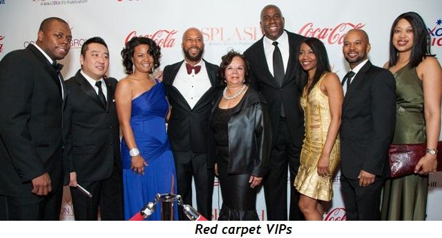 3 - Red Carpet VIPs
