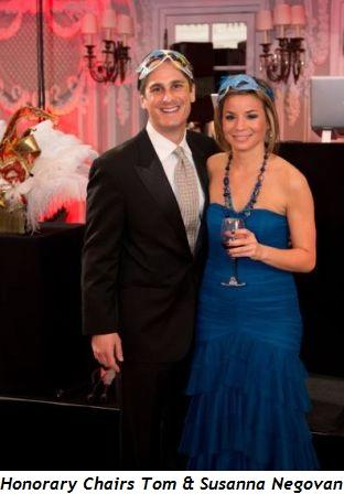 1 - Honorary Chairs Tom and Susanna Negovan
